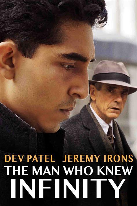 the who knew infinity poster dev patel irons devika bhise books books