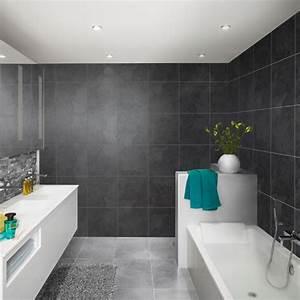 revetement mural salle de bain pvc evtod With pvc mur salle de bain