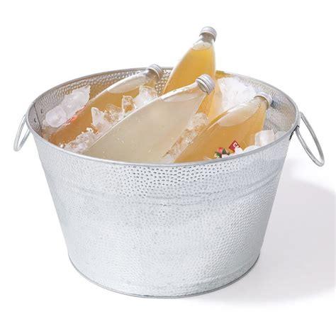 cooler tubs for drinks 20l metal drink cooler kmart