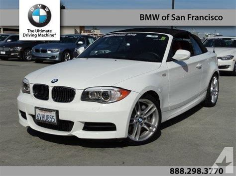 Bmw 2012 San Francisco With Pictures