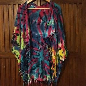 tie dye kimono wardrobe mag With robe tie and dye