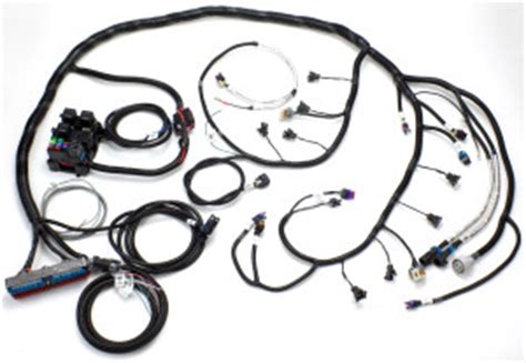 Wiring Harnes For S10 L Engine by Ls1 Stand Alone Engine Harness Cable Throttle Current