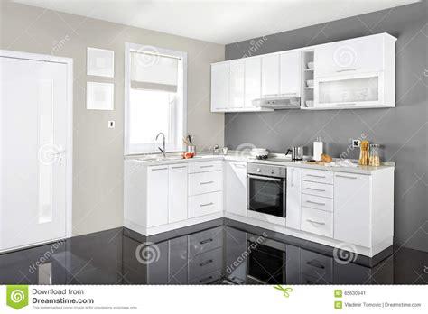 modele cuisine bois moderne meuble cuisine simple cuisine en image