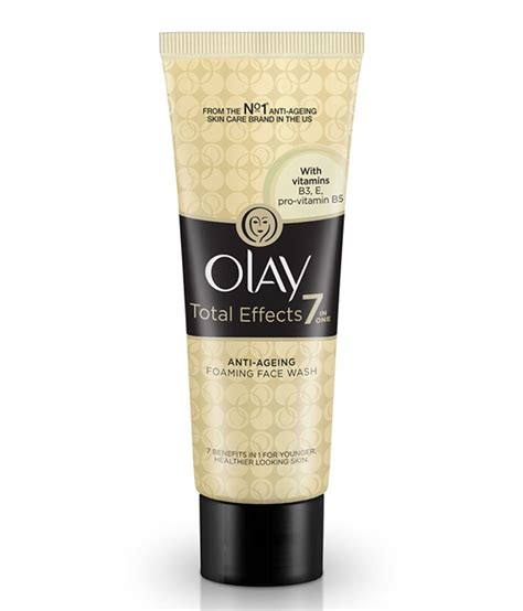 Olay Total Effects 7 IN 1 anti-aging Foaming Face Wash