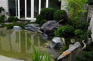Japanische Gärten Selbst Gestalten : japanischer garten mit bonsai bei z rich in der schweiz ~ Sanjose-hotels-ca.com Haus und Dekorationen
