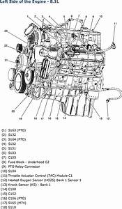 03 Escalade Engine Compartment Fuel Relay Wiring Diagram