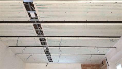 impianti di riscaldamento a soffitto riscaldamento a soffitto funzionamento e vantaggi