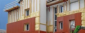 Isolation Extérieure Bardage : bardage saint dizier bardage bois haute marne isolation ~ Premium-room.com Idées de Décoration