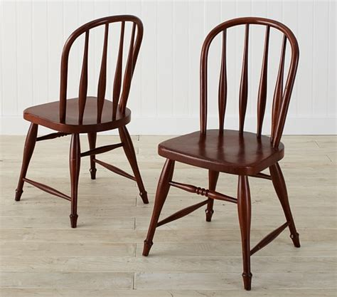 Pottery Barn Farmhouse Chairs by Farmhouse Chairs Set Of 2 Rustic Sun Valley Espresso
