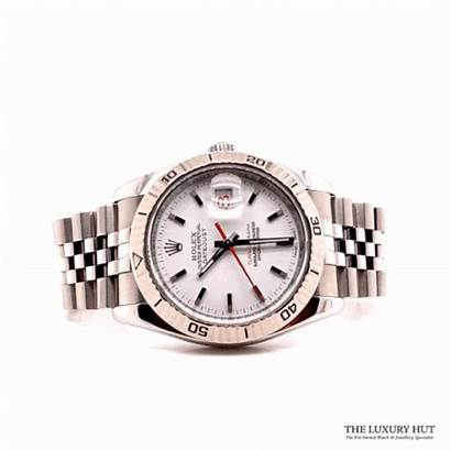 Rolex Oyster Datejust Perpetual Graph Turn Ref