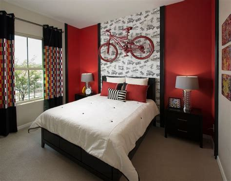 how to decorate a bedroom for a how to decorate a bedroom with red walls