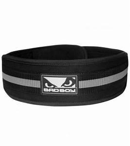 Ceinture Musculation Avis : ceinture lombaire de musculation bad boy sport ~ Maxctalentgroup.com Avis de Voitures