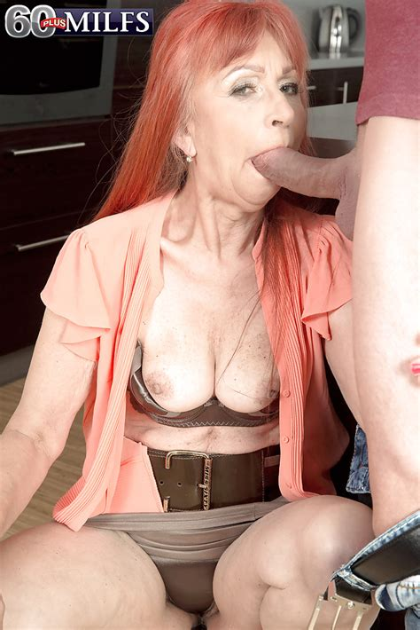 Over 60 Granny Charlotta Taking Hardcore Anal Sex In