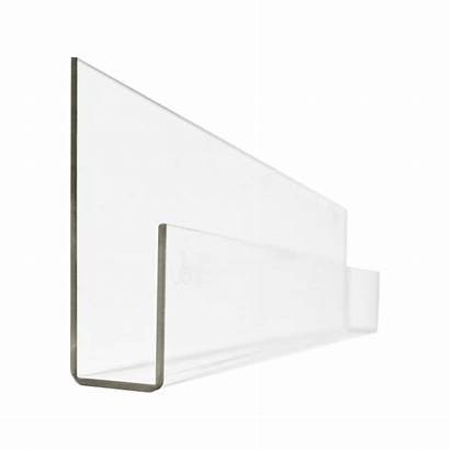 Acrylic Clear Shelf Wall Mount Stand Holder