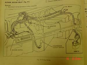 1972 Ac Vacuum Line Routing - The 1947