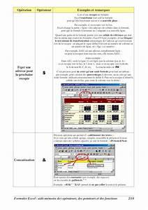 Formule Si Excel : fonctions formules excel ~ Medecine-chirurgie-esthetiques.com Avis de Voitures