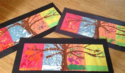 season tree     grade    art