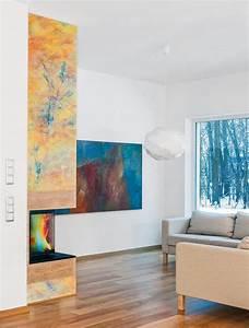 Wand Streichen Schwammtechnik : kreative wandgestaltung techniken ~ Markanthonyermac.com Haus und Dekorationen
