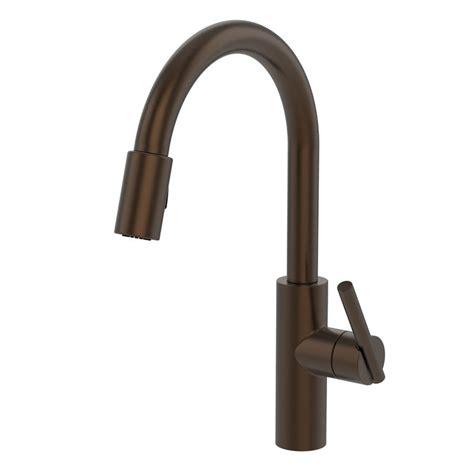 newport brass kitchen faucets faucet com 1500 5103 07 in bronze by newport brass