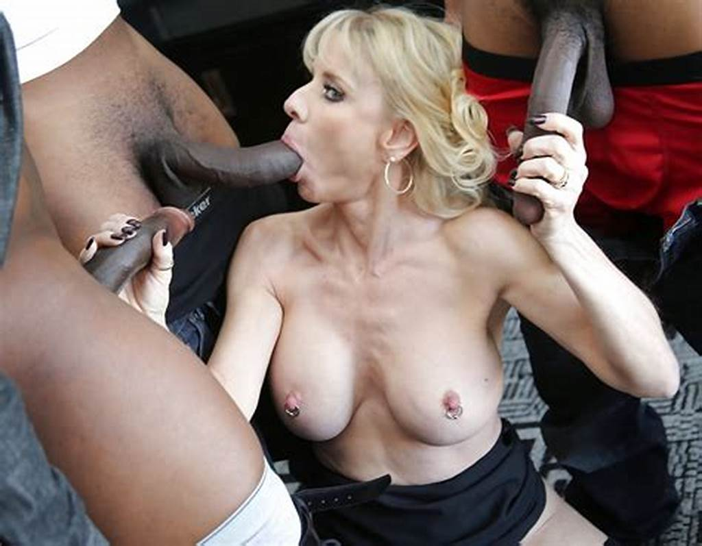 #Blonde #Gilf #Camille #Interracial #Gangbang #Big #Black #Cock