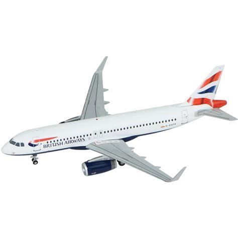 Gemini Jets British Airways Airbus A320 Diecast Model