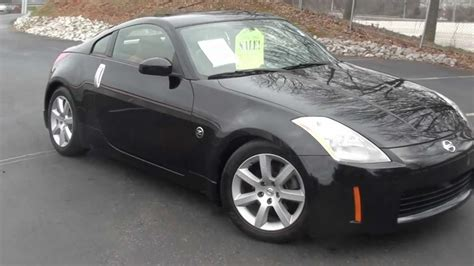 for sale 2003 nissan 350z touring stk 110198a www lcford