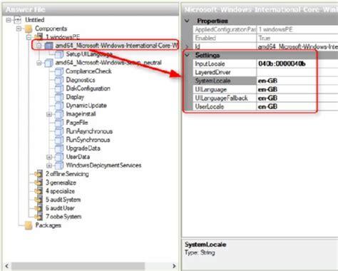 create  answer file  automate windows  setup