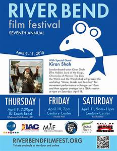 7th Annual River Bend Film Festival Features Hobbit Actor ...
