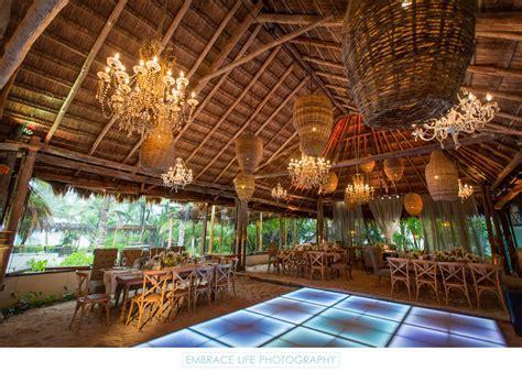 Tulum, Mexico Destination Wedding, Palapa Reception