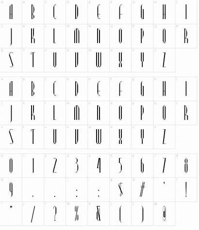 Typography Font Modern Fonts