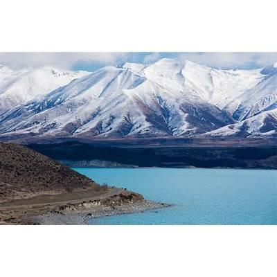 Lake Pukaki - Mackenzie Region