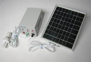 China Solar Lighting System  Lq-s12