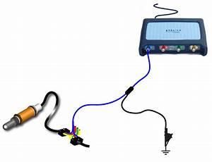 Lambda Sensor  Zirconia