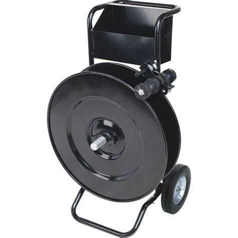 strongway poly  steel strapping cart northern tool