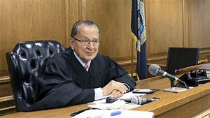 80-year-old judge becomes unlikely internet star - CBS News