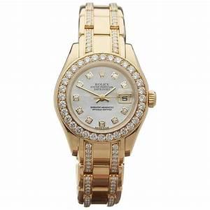 Rolex Pearlmaster Original Diamond Bracelet, Dial and ...