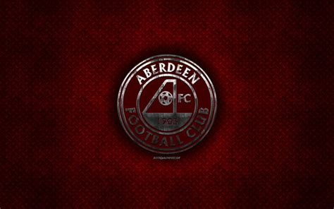Download wallpapers Aberdeen FC, Scottish football club ...