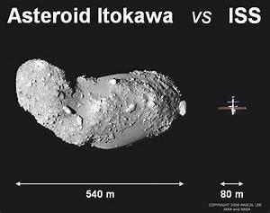 planetarydefense.blogspot.com: Asteroid Itokawa and the ...