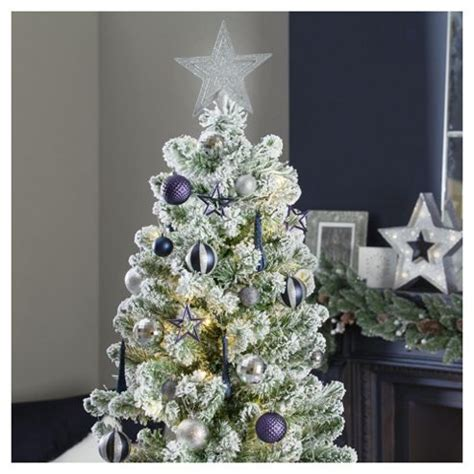 buy christmas tree decorations silver 50 pack from our