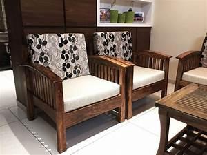 Sofa 3 2 1 : sheesham wood 3 2 1 jopestrip sofa rightwood furniture ~ Eleganceandgraceweddings.com Haus und Dekorationen