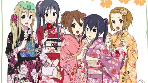 anime wallpaper hd k on k on wallpaper and background image 1366x768 id 392765