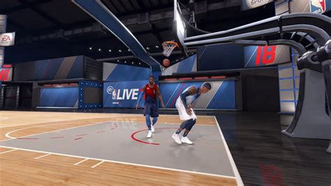 NBA LIVE 18: PRACTICING CONTROLS WITH CARMELO ANTHONY ...