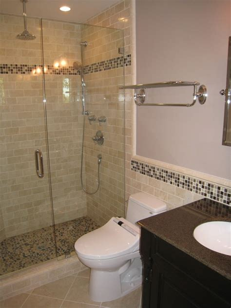 White Kitchen Tile Ideas - beige subway tile bathroom contemporary with none beeyoutifullife com