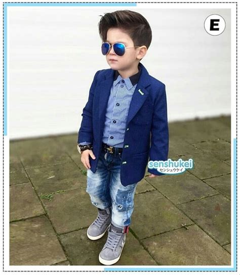 jual baju anak import branded setelan jas anak laki laki