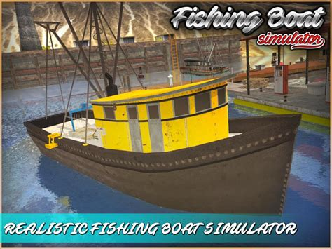 Boat Fishing Games Android by Fishing Boat Simulator 3d Apk Download Free Simulation