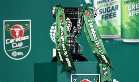 Carabao Cup draw: Chelsea, Arsenal and Tottenham learn ...