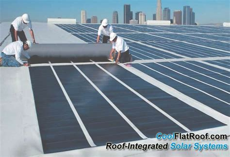 cool flat roof flat roofs  metal roofing contractors