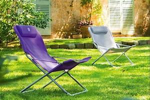Fauteuil Relax Jardin : fauteuil relax de jardin cueri framboise alliances piscines ~ Nature-et-papiers.com Idées de Décoration