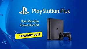 PlayStation Plus January Free Games 2017 - SkyGamers
