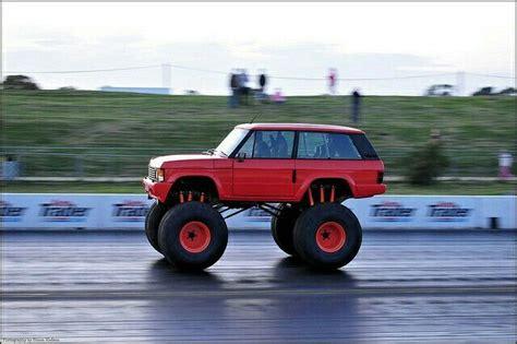 lifted trucks image  salvador chavez range rover